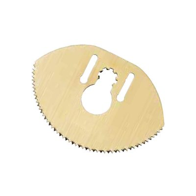 Titanium Nitride Coated Cast Saw Blade for Stryker 940