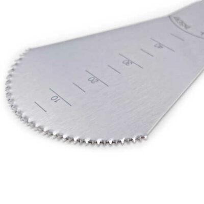 Omega OOS-825 Sagittal Blade Tooth Profile
