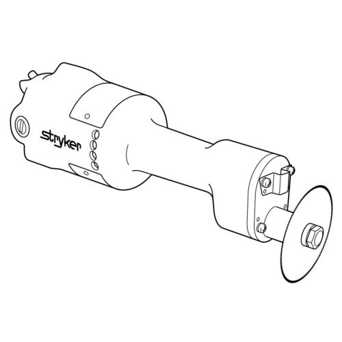Stryker 840 Cast Saw System